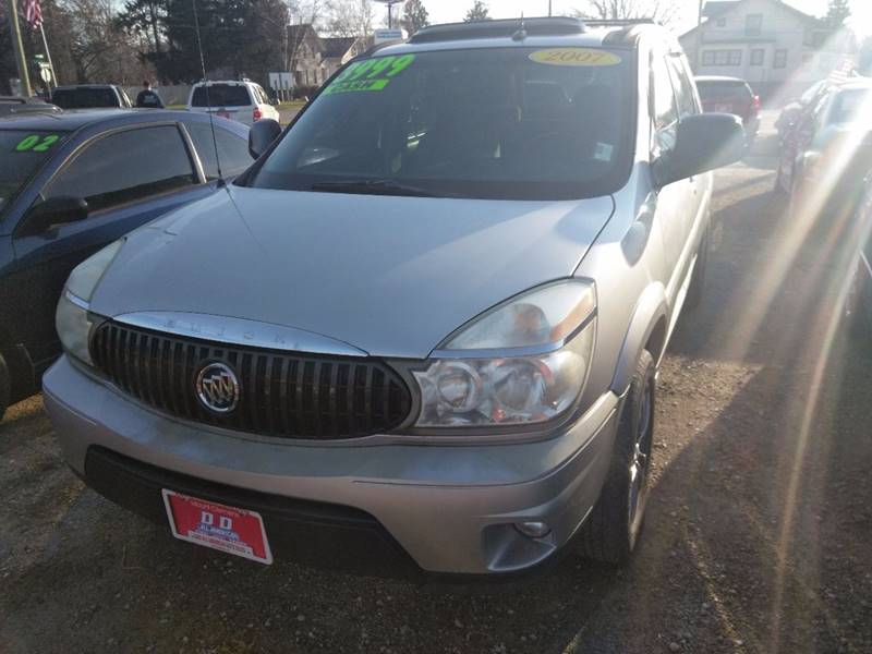 2007 Buick Rendezvous car for sale in Detroit
