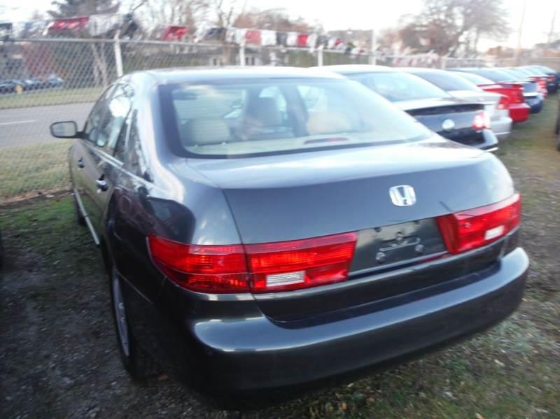 2005 Honda Accord Detroit Used Car for Sale