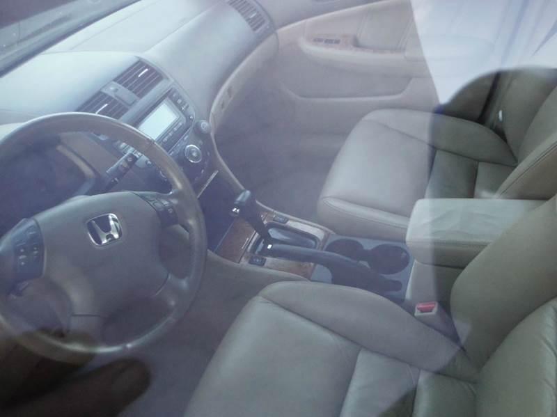 2005 Honda Accord EX 4dr Sedan - Mt Clemens MI