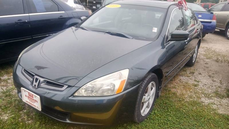 2005 Honda Accord For Sale At D All American Auto Sales In Mt Clemens
