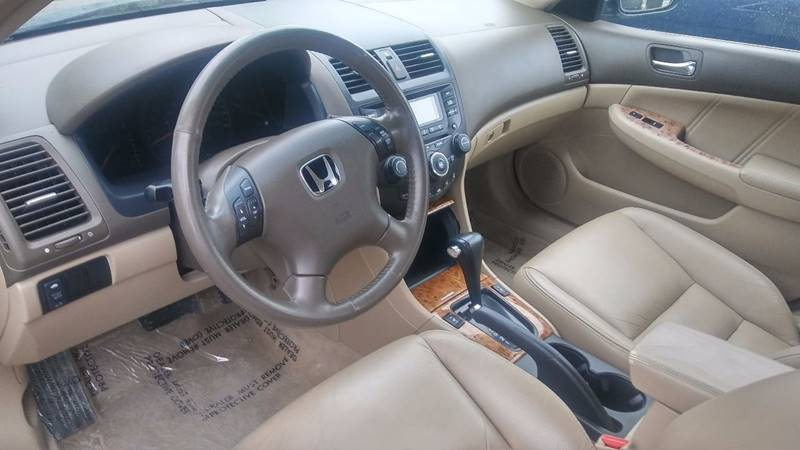 2005 Honda Accord Detroit Used Car for Sale