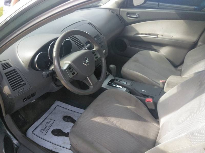 2006 Nissan Altima Detroit Used Car for Sale
