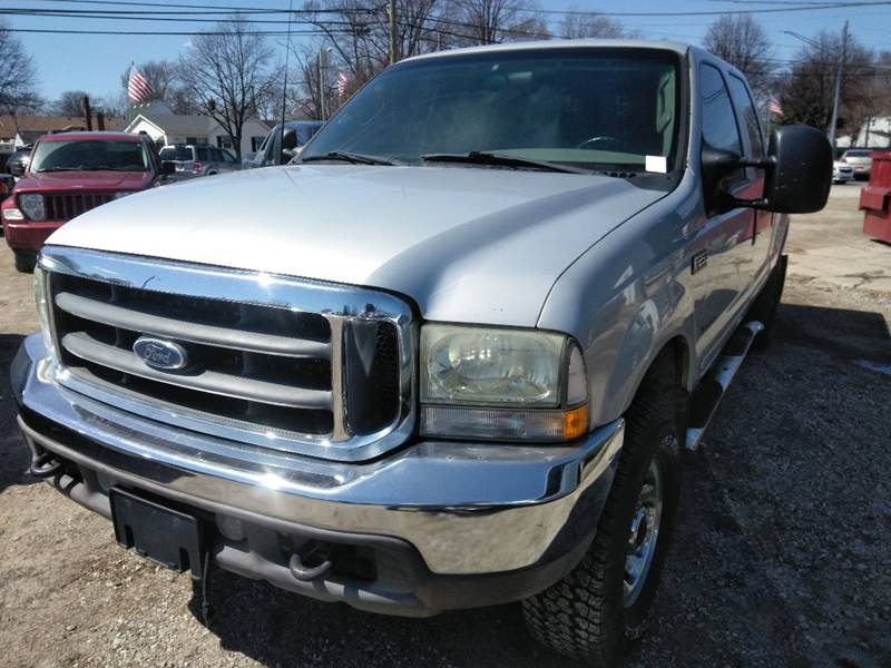 2003 Ford F-250 Super Duty Detroit Used Car for Sale