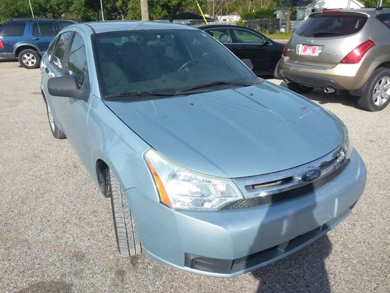 2009 Ford Focus car for sale in Detroit
