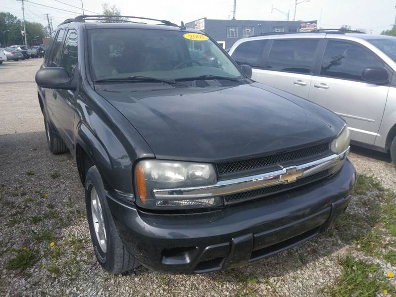 2007 Chevrolet Trailblazer Detroit Used Car for Sale