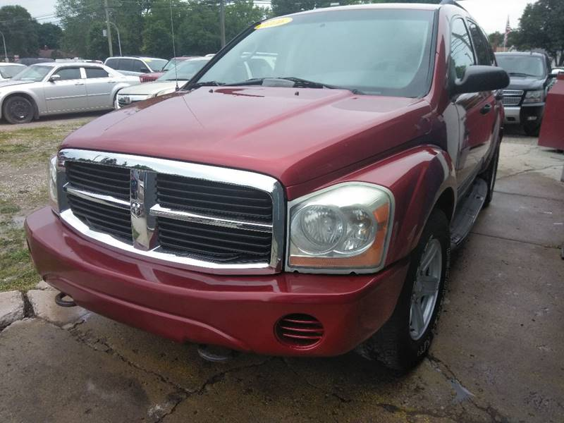 2006 Dodge Durango car for sale in Detroit