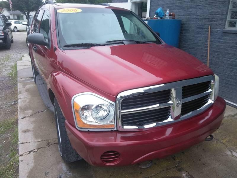 2006 Dodge Durango Detroit Used Car for Sale