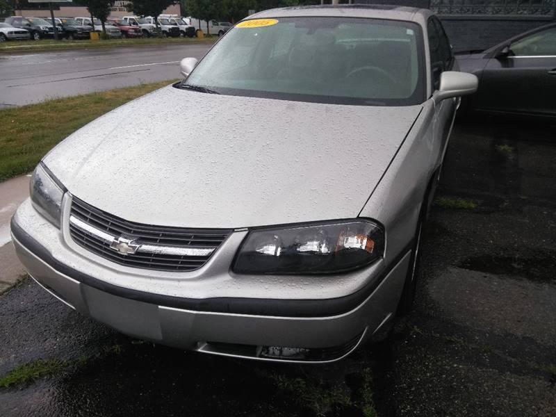 2005 Chevrolet Impala car for sale in Detroit