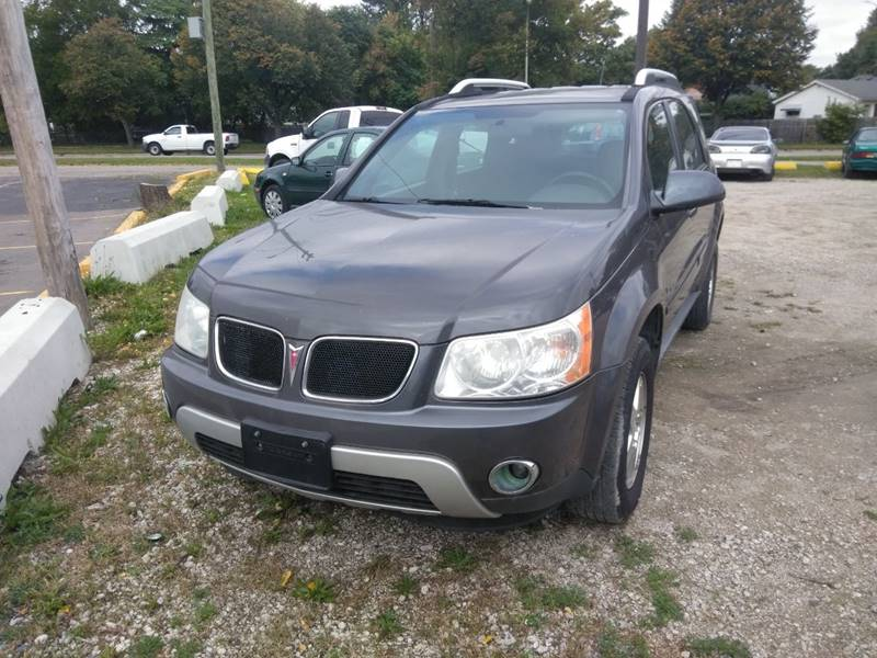 2007 Pontiac Torrent car for sale in Detroit