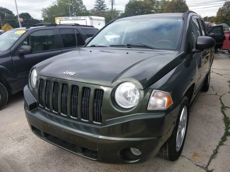 2008 Jeep Compass car for sale in Detroit