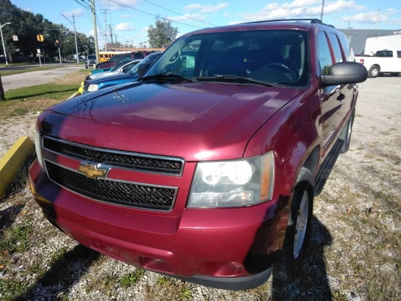 2007 Chevrolet Suburban Detroit Used Car for Sale