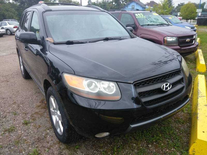 2007 Hyundai Santa Fe Detroit Used Car for Sale