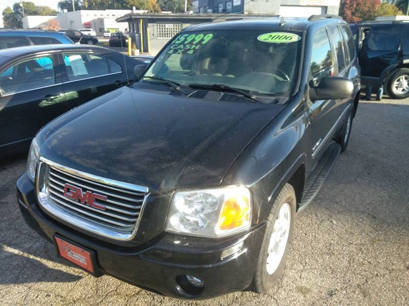 2006 Gmc Envoy Detroit Used Car for Sale