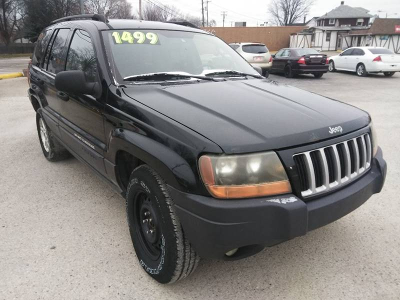 2004 Jeep Grand Cherokee Detroit Used Car for Sale