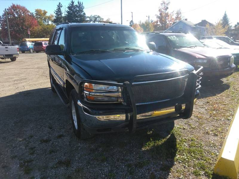2004 Gmc Yukon Detroit Used Car for Sale