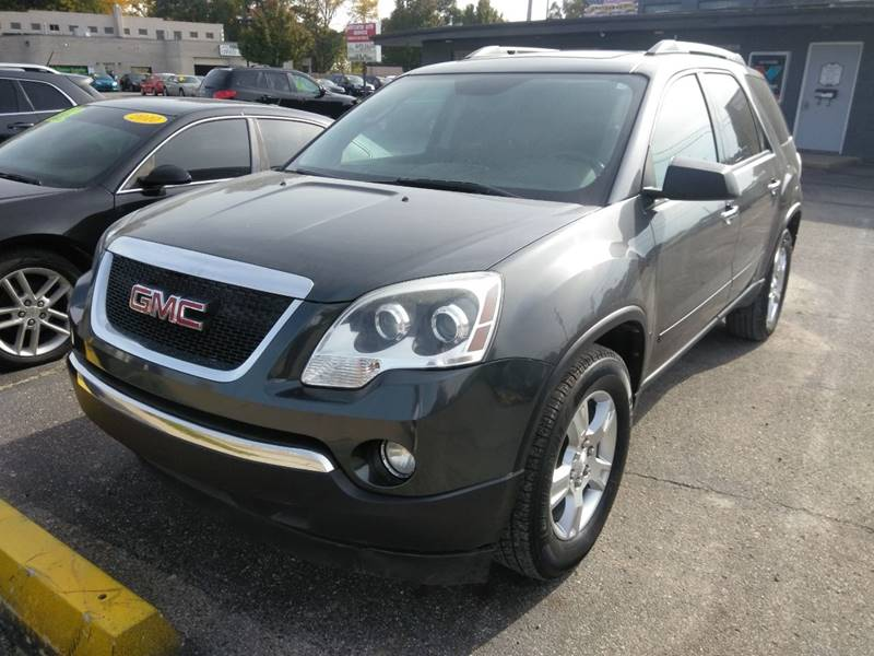 2011 Gmc Acadia car for sale in Detroit