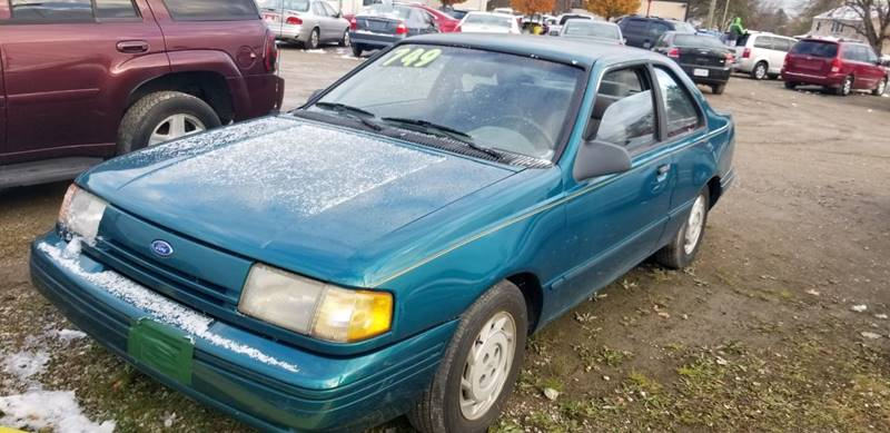 1994 Ford Tempo Detroit Used Car for Sale