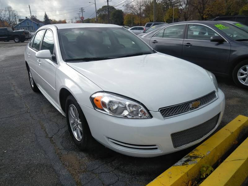 2012 Chevrolet Impala car for sale in Detroit