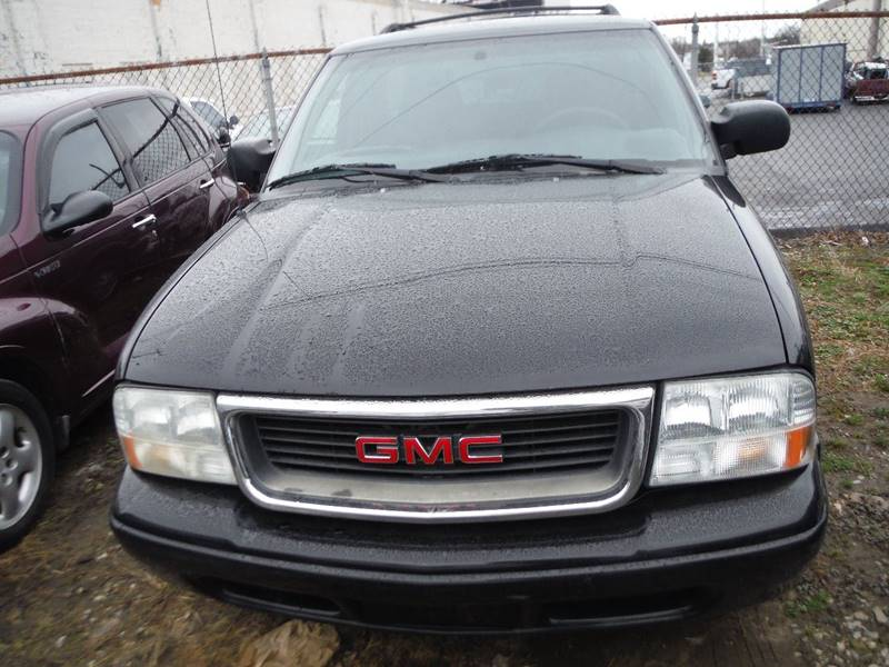 2005 Gmc S-15 Jimmy Detroit Used Car for Sale