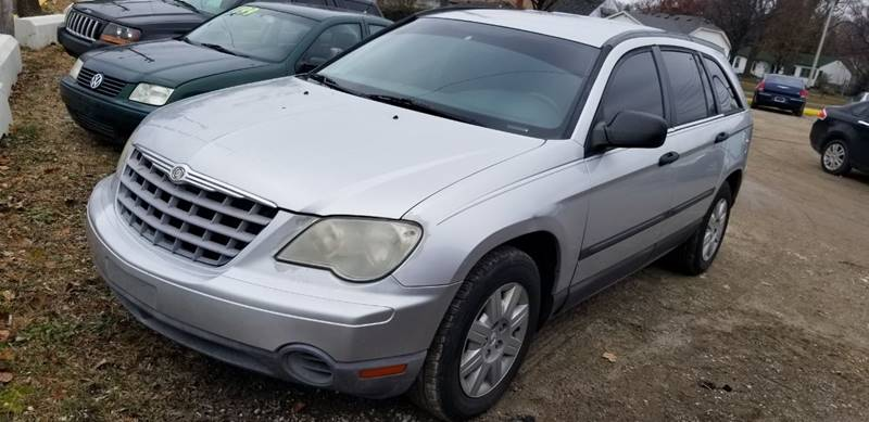 2008 Chrysler Pacifica car for sale in Detroit