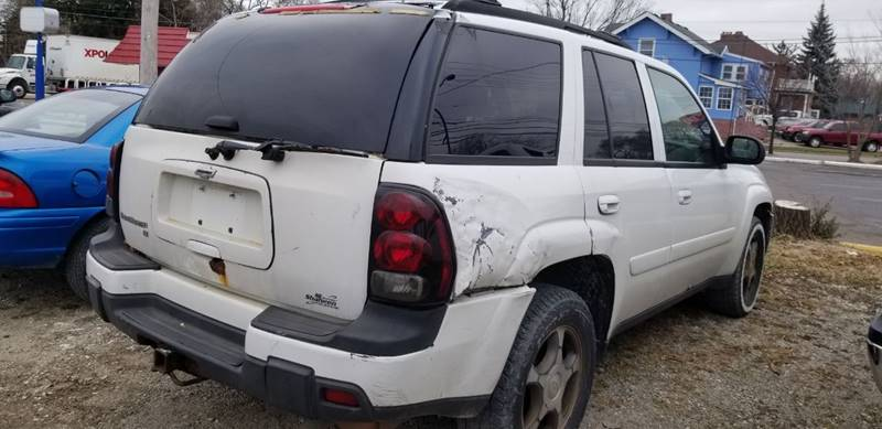 2005 Chevrolet Trailblazer Detroit Used Car for Sale