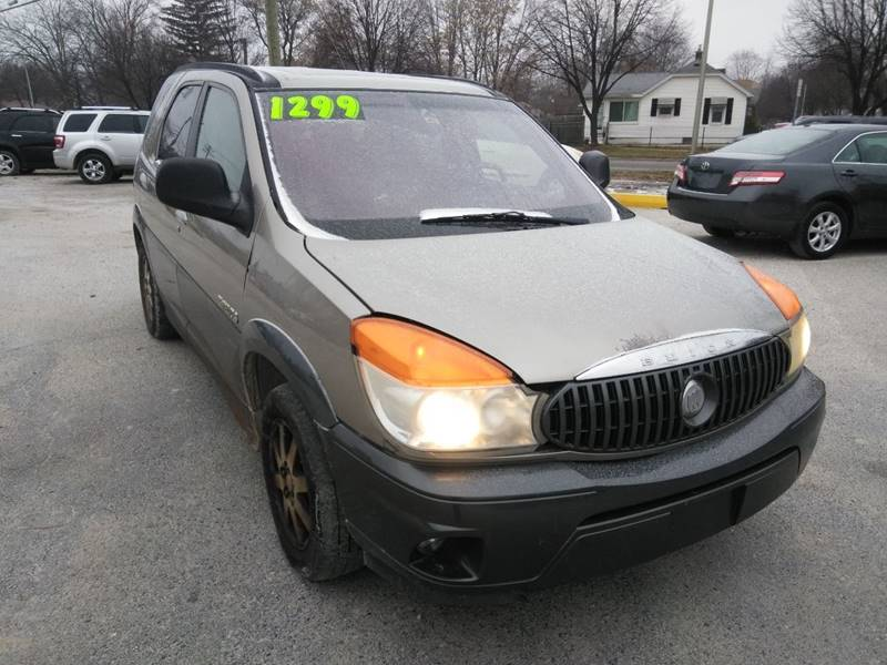 2002 Buick Rendezvous Detroit Used Car for Sale