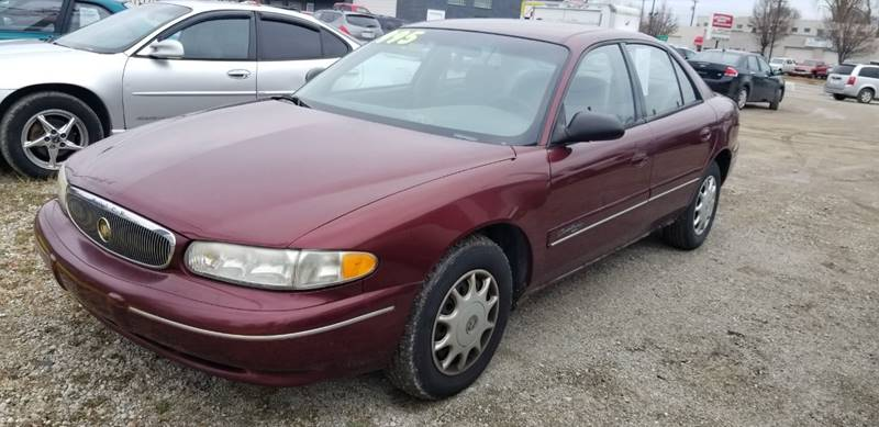 2002 Buick Century car for sale in Detroit