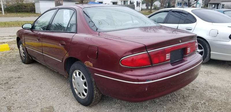 2002 Buick Century Detroit Used Car for Sale