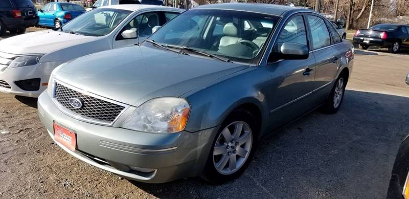2005 Ford Five Hundred car for sale in Detroit