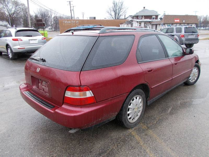 1996 Honda Accord Detroit Used Car for Sale