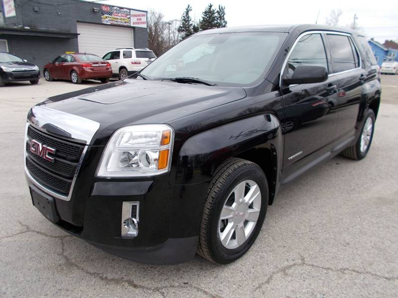 2012 Gmc Terrain car for sale in Detroit