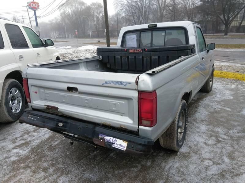 1992 Ford Ranger Detroit Used Car for Sale