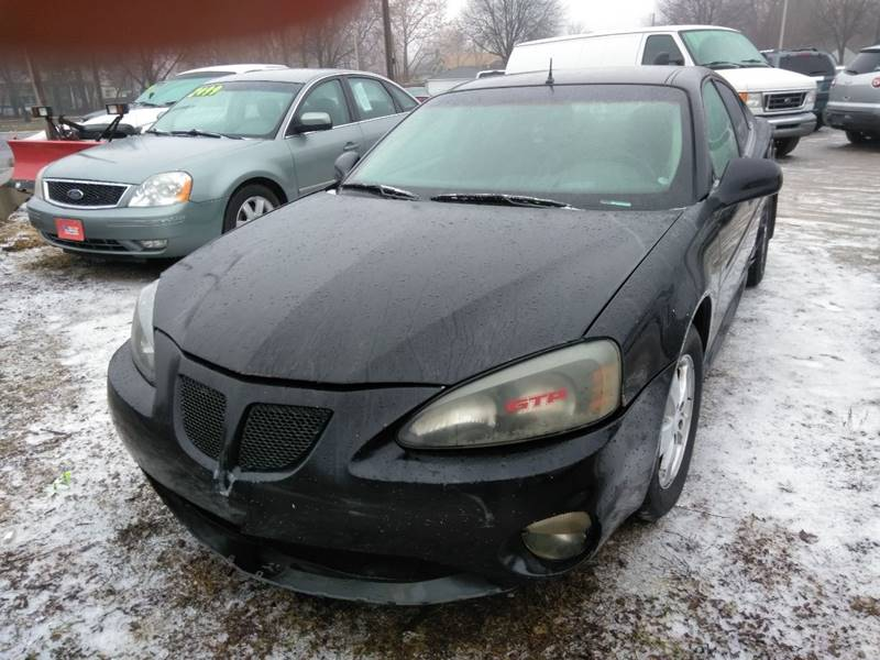 2004 Pontiac Grand Prix Detroit Used Car for Sale
