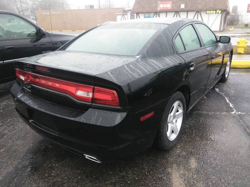 2013 Dodge Charger Detroit Used Car for Sale