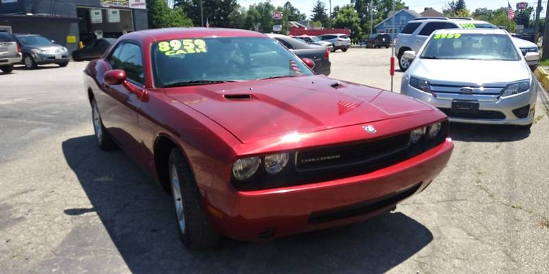 2010 Dodge Challenger Detroit Used Car for Sale