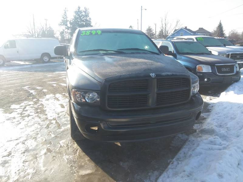 2003 Dodge Ram Pickup 1500 car for sale in Detroit