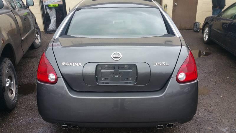 2006 Nissan Maxima 3.5 SL 4dr Sedan - Mt Clemens MI