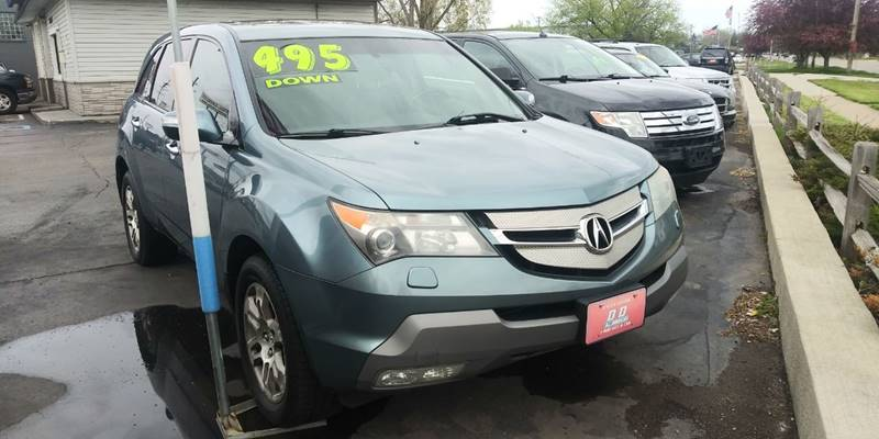 2008 Acura Mdx car for sale in Detroit