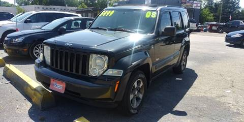 2008 Jeep Liberty for sale in Mt Clemens, MI