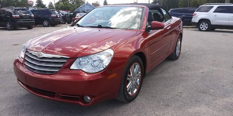2008 Chrysler Sebring car for sale in Detroit