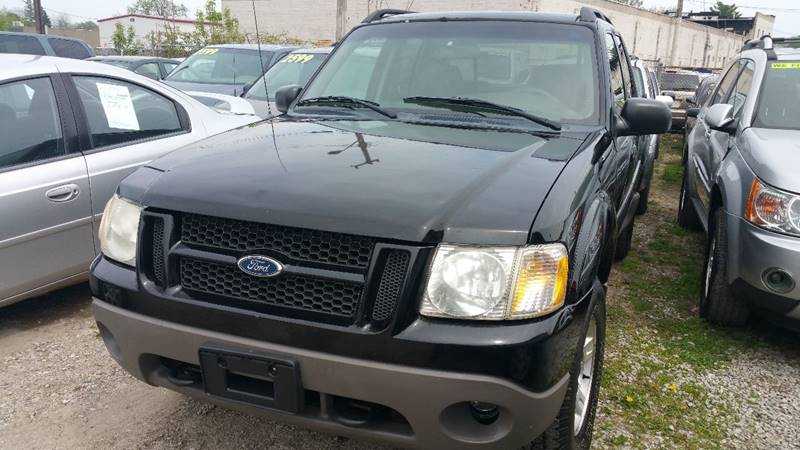 2001 Ford Explorer Sport Trac car for sale in Detroit