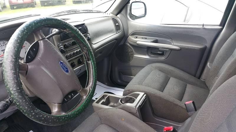 2001 Ford Explorer Sport Trac 4dr 4WD Crew Cab SB - Mt Clemens MI