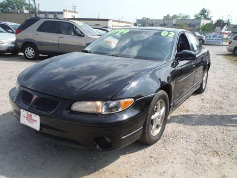 2002 Pontiac Grand Prix for sale in Mt Clemens, MI