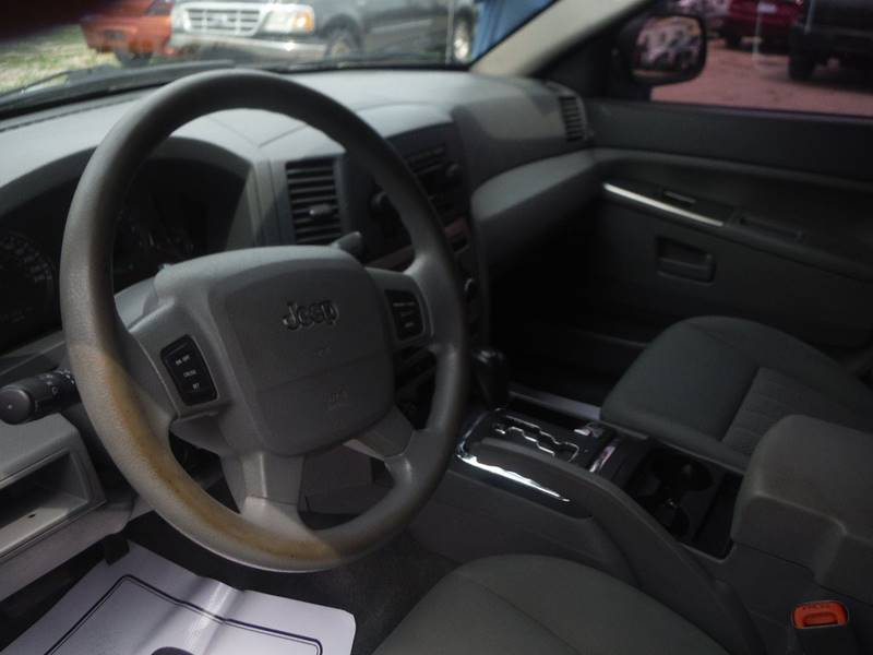 2005 Jeep Grand Cherokee Detroit Used Car for Sale
