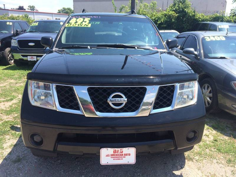 2005 Nissan Pathfinder Detroit Used Car for Sale
