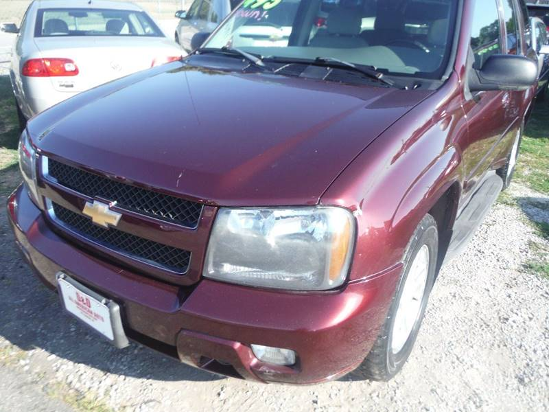 2006 Chevrolet Trailblazer car for sale in Detroit