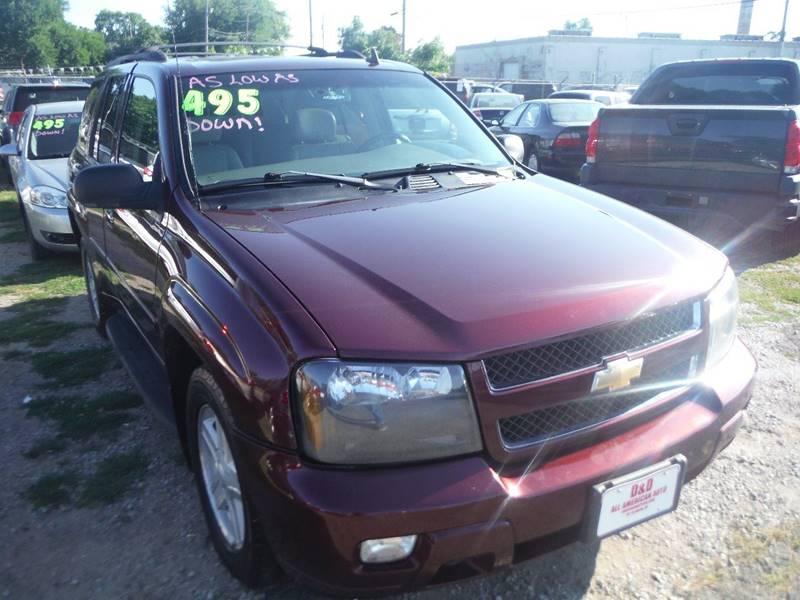 2006 Chevrolet Trailblazer Detroit Used Car for Sale