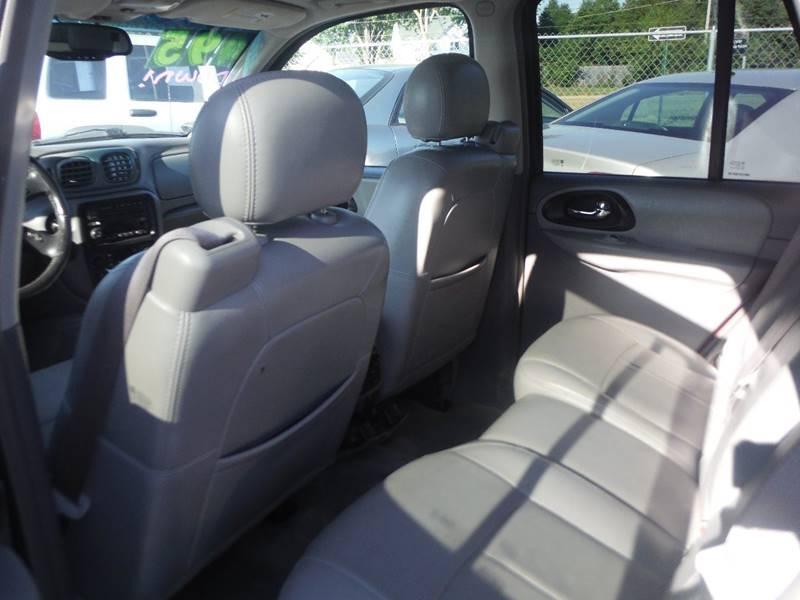 2006 Chevrolet TrailBlazer LT 4dr SUV 4WD - Mt Clemens MI