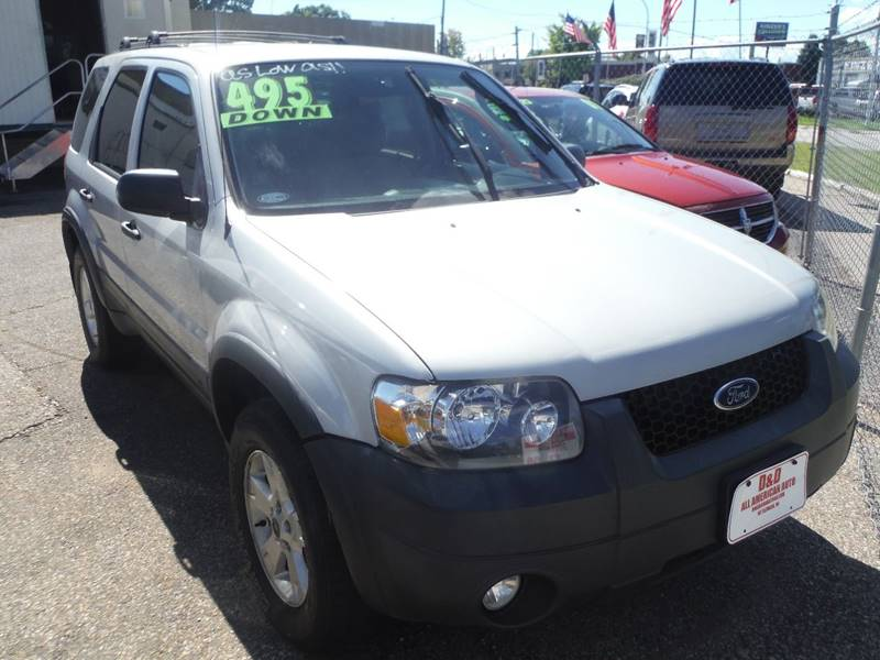 2007 Ford Escape car for sale in Detroit