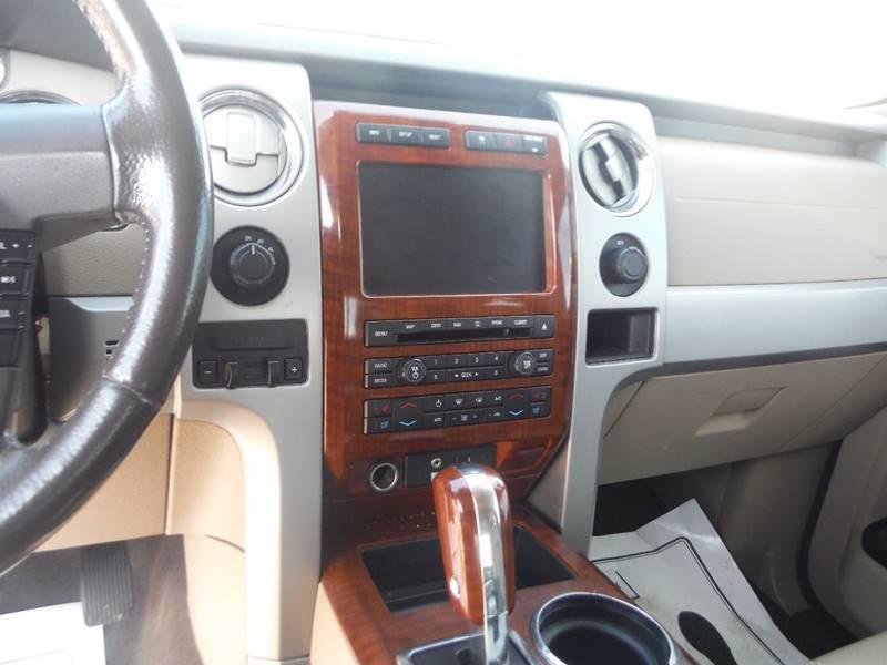 2010 Ford F-150 4x4 Lariat 4dr SuperCrew Styleside 5.5 ft. SB - Mt Clemens MI